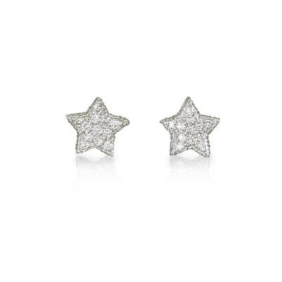 """Samantha Stars"" Diamond Earrings"