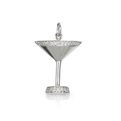 """""""Cosmo"""" Diamond Charm"""