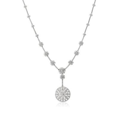 """""""La Scala"""" Diamond Necklace"""