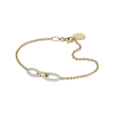 """Vienna"" Diamond Bracelet"