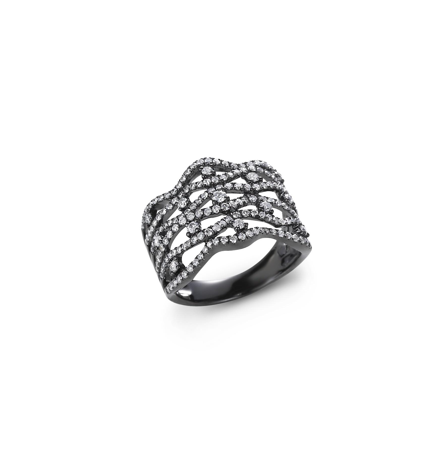 """Guinevere"" Diamond Ring"