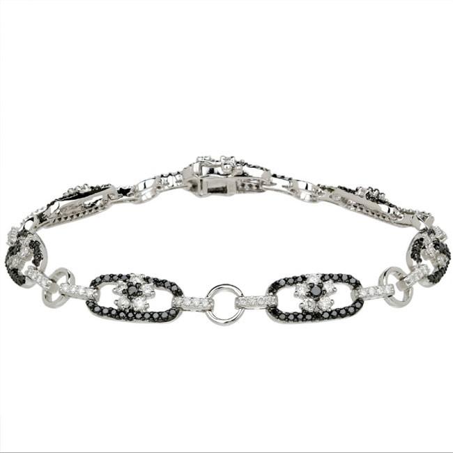 """Shades of Gray"" Bracelet"