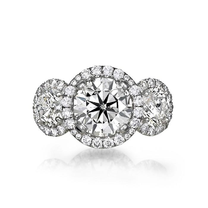 """""""Lorelei"""" Engagement Ring"""