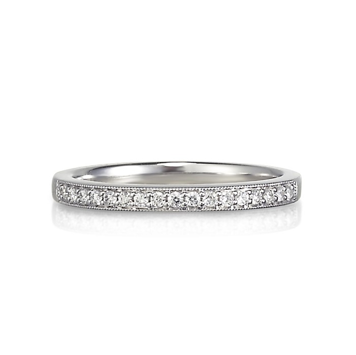 """Slipstream"" Diamond Band"