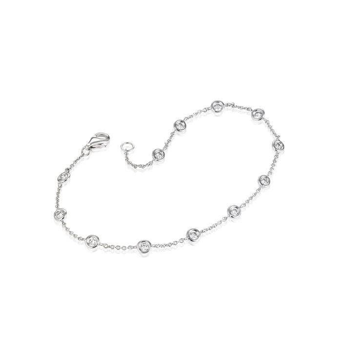 """""""Tuzzana"""" Diamond Bracelet"""