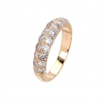 """Persephone"" Diamond Band"