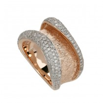 """""""The Grand Canal"""" Diamond Ring"""