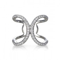 """Elixir"" Diamond Ring"