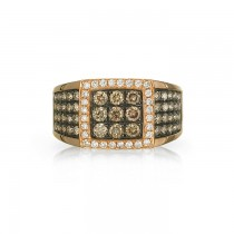 """Samson"" Men's Diamond Ring"