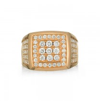 """Apollo"" Men's Diamond Ring"