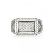 """Horatio"" Men's Diamond Ring"
