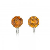 """Tangier"" Citrine Earrings"