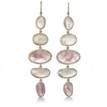 """Nonpareils"" Sapphire Earrings"